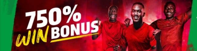 BetRaha Combi Win Bonus