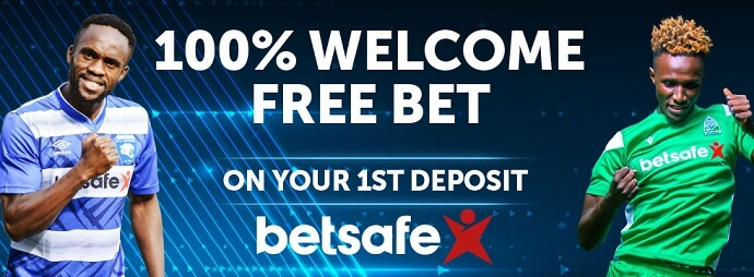 Betsafe Welcome Free Bets
